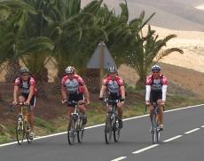 Rennrad fahren auf Fuerteventura