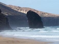 ALT: Roque del Moro auf Fuerteventura