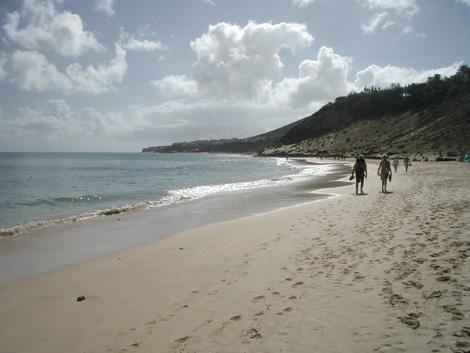 Strand von Esquinzo