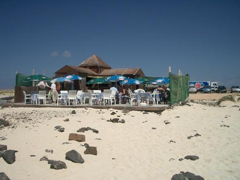 El Cotillo beach bar