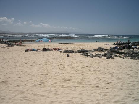 El Cotillo beach