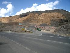 Ausfahrt in Morro Jable nach Cofete