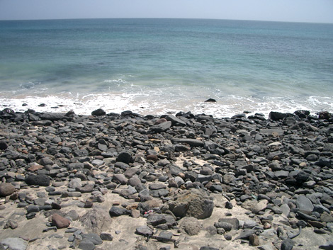 Puerto de la Cruz (Puertito) beach