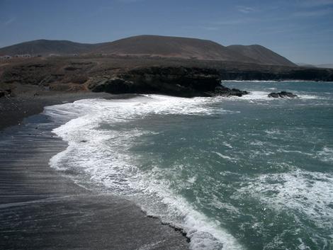 Ajuy beach