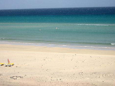 Mal Nombre beach
