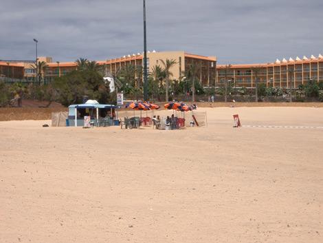Strandlokal