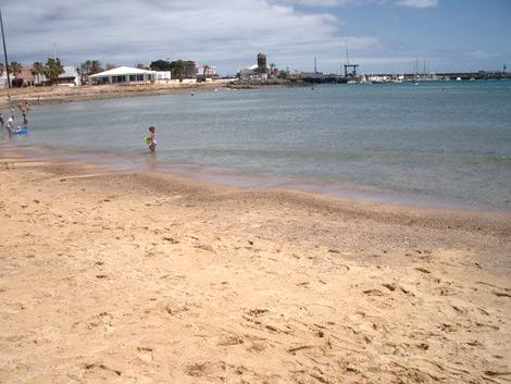 Bucht von Caleta de Fuste
