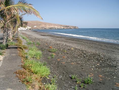 Tarajalejo beach