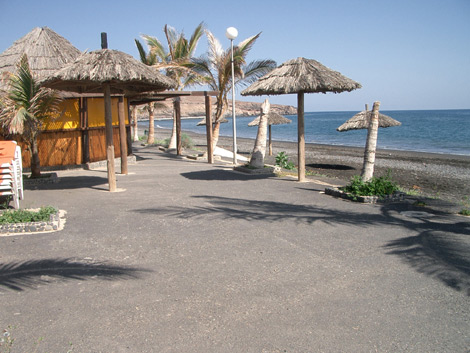 Fuerteventura Water Park. on Fuerteventura