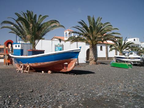 La Lajita beach