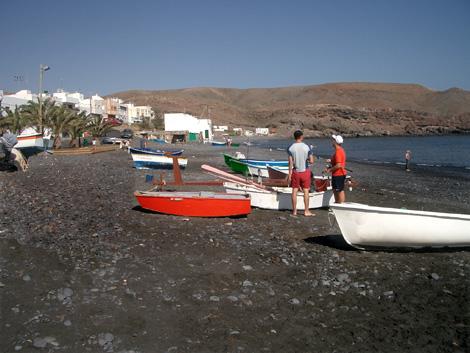 Strand von La Lajita