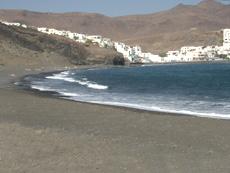 Strand von Las Playitas