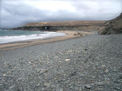 Strand Playa de Garcey