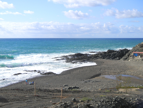 Strand bei Aquas Verdes