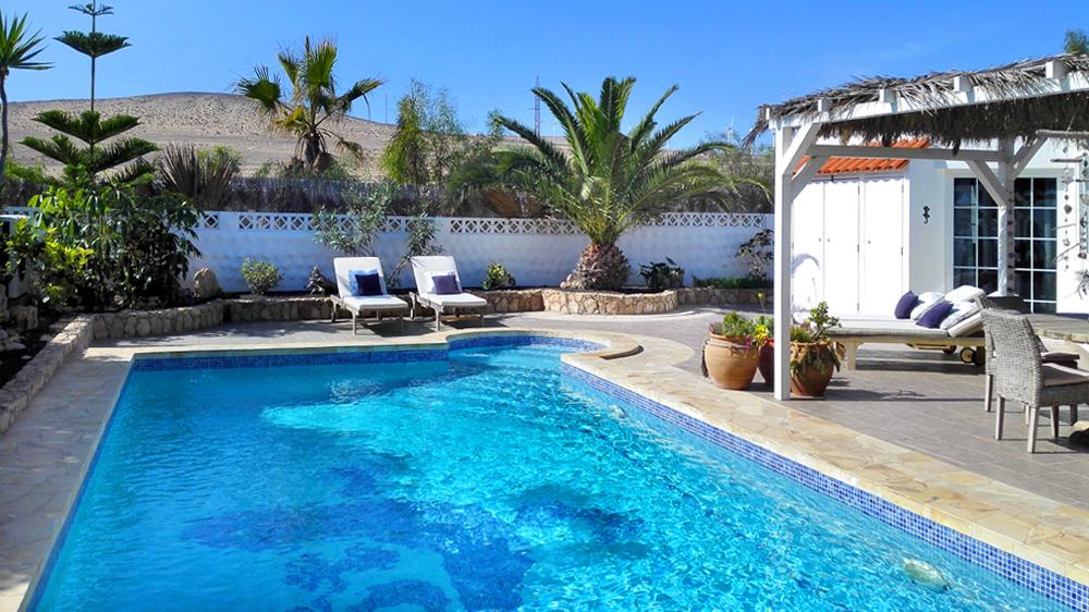 casa gecko unterkunft auf fuerteventura costa calma. Black Bedroom Furniture Sets. Home Design Ideas