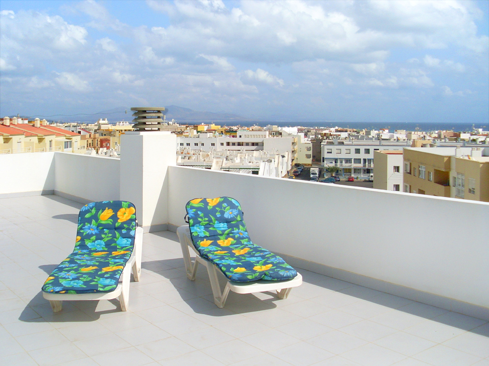 wohnung panoramasicht in corralejo fuerteventura. Black Bedroom Furniture Sets. Home Design Ideas