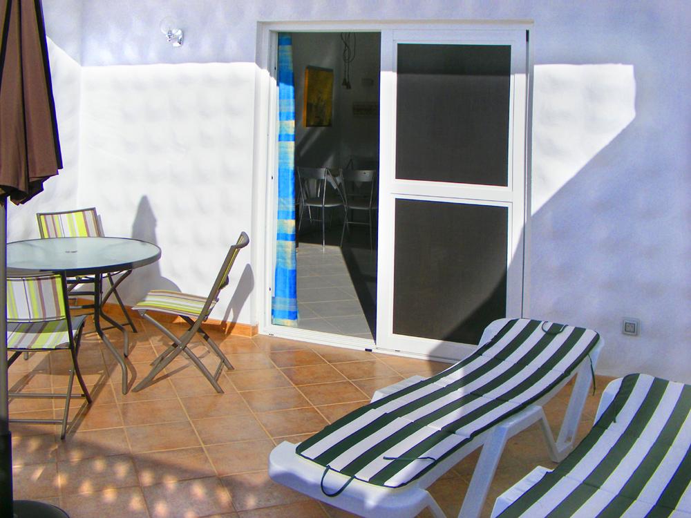 Appartement Palmeras A37 Unterkunft auf Fuerteventura