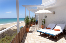 Kleines Strandhaus La Torre 2 in Costa Calma