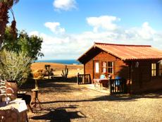 Casa Buena Vista in Las Hermosas bei La Pared