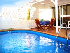 Bungalow Casa Christina in Costa Calma auf Fuerteventura