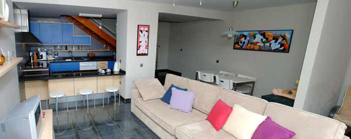 Panoramablick Appartement Sunshine 2 in El Cotillo auf Fuerteventura