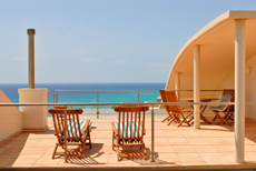 Villa Buena Vista an der Costa Calma auf Fuerteventura