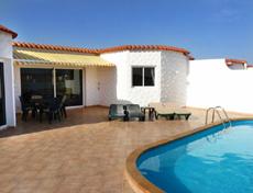 """Chalet """"Sissy"""" an der Costa Calma auf Fuerteventura"""