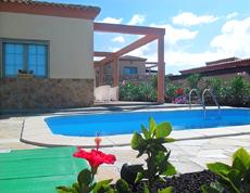 """Villa Romeo"" an der Costa Calma auf Fuerteventura"