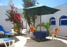 Appartement Los Patios in Corralejo auf Fuerteventura