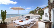 Kleines Strandhaus La Torre 3 in Costa Calma