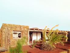 Casa Caballo in Las Hermosas bei La Pared