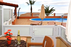 Appartement ULTRA TRES 22 in Costa Calma auf Fuerteventura