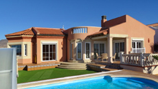 Villa Mares in La Pared auf Fuerteventura