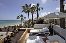 Kleines Strandhaus La Torre 5 in Costa Calma