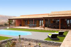 """Villa Mase"" bei Puerto del Rosario auf Fuerteventura"