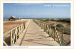 Fuerteventura greeting card